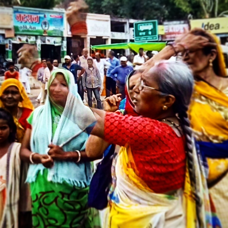 Narmada Bachao Andolan rally in Dhar on June 27, 2017