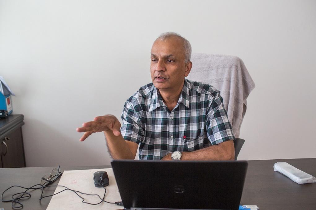 Prakash Upadhyay, Spokesperson and Senior Engineer at Nepal's railways department talks about Nepal's Rail Plan.