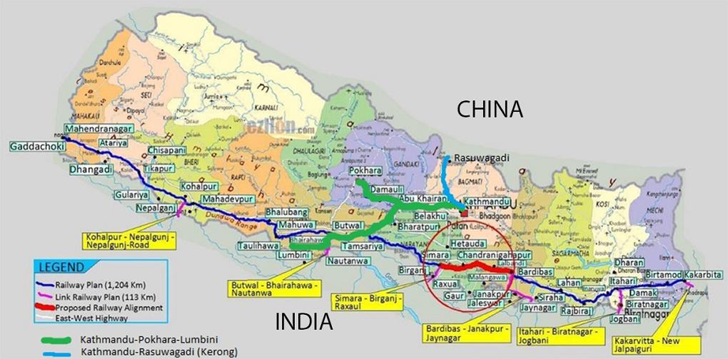 Credit: Nepal's Department of Railways