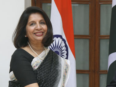 Nirupama Rao. Credit: Reuters