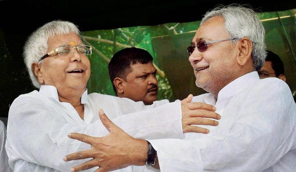 Nitish Lalu