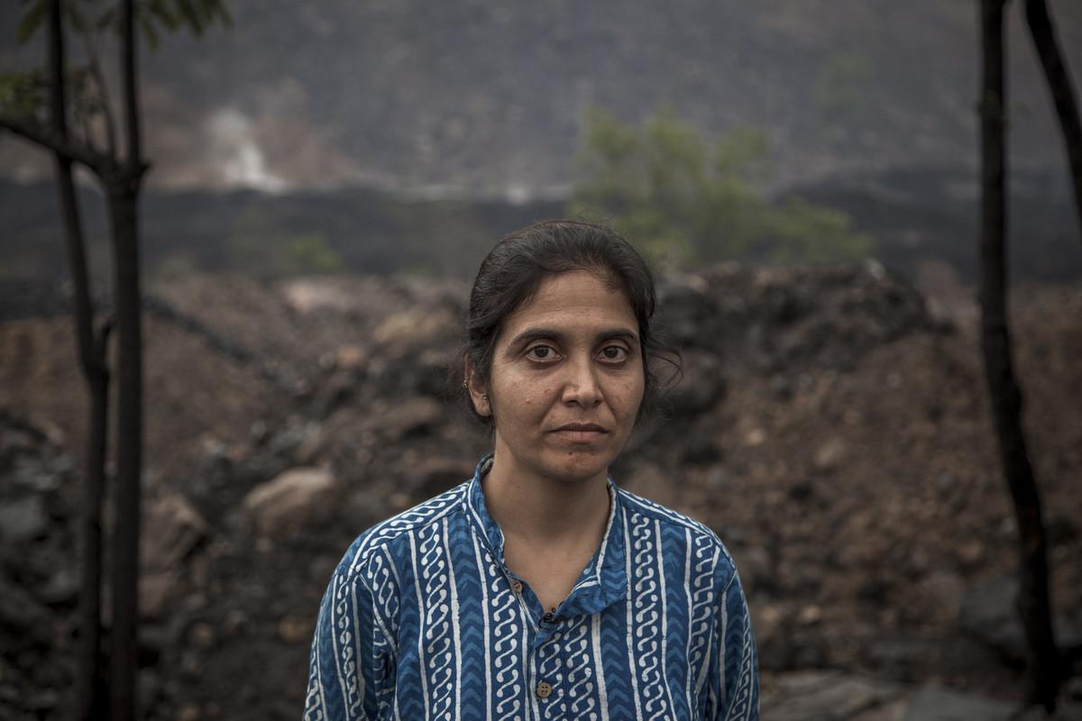 Rinchin. Credit: Ravi Mishra/Global Witness
