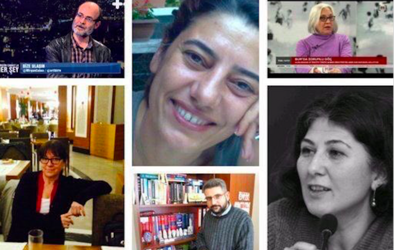 Turkey Detains Top Human Rights Defenders at Workshop