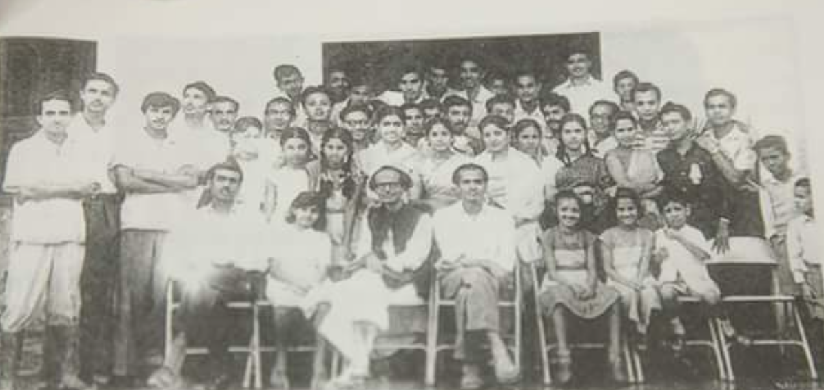 Hemango biswass historic peace road trip comes alive in singers hemango biswas bhupen hazarika other team members and locals after a performance september 1960 assam exact place unknown courtesy rongili biswas altavistaventures Image collections