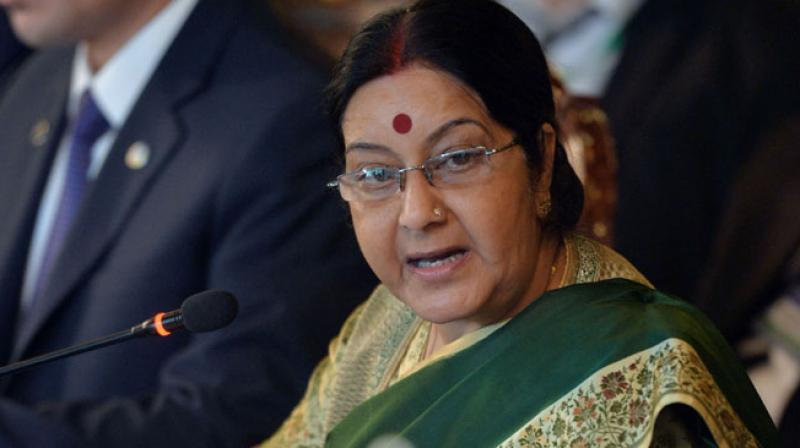 'Will Not Commit Sin' of Declaring Abducted Indians in Iraq Dead Without Evidence: Sushma Swaraj