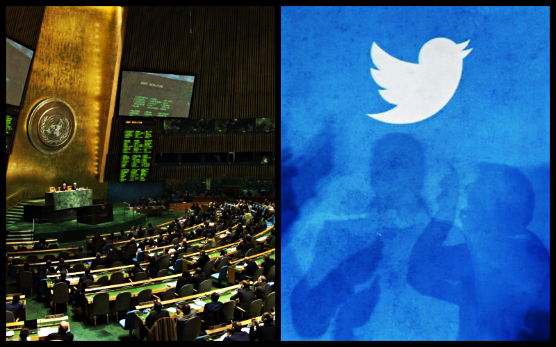 Diplomacy in an age of social media is beginning to leave its protected past. Credit: Reuters