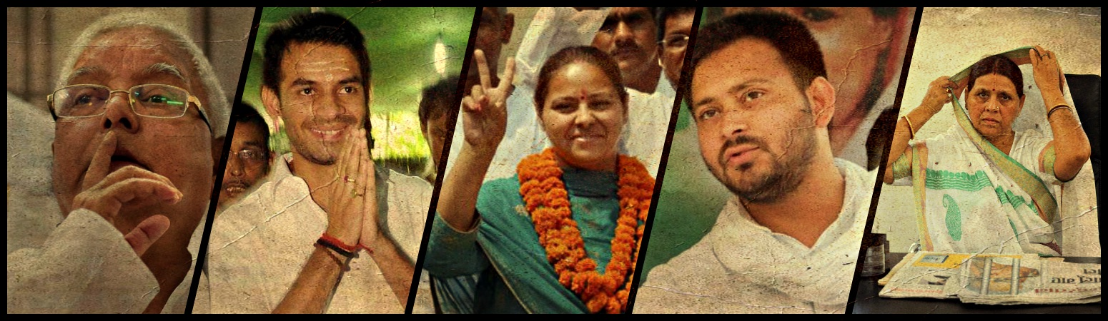 Explainer: The Many Corruption Charges Against Lalu Prasad Yadav and His Family