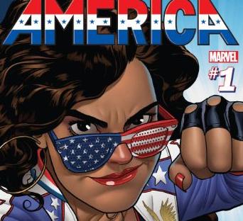 Meet America Chavez: Marvel's Queer Latina Superhero
