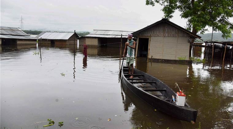 Assam Flood Claims Five More Lives, Death Toll Rises to 44