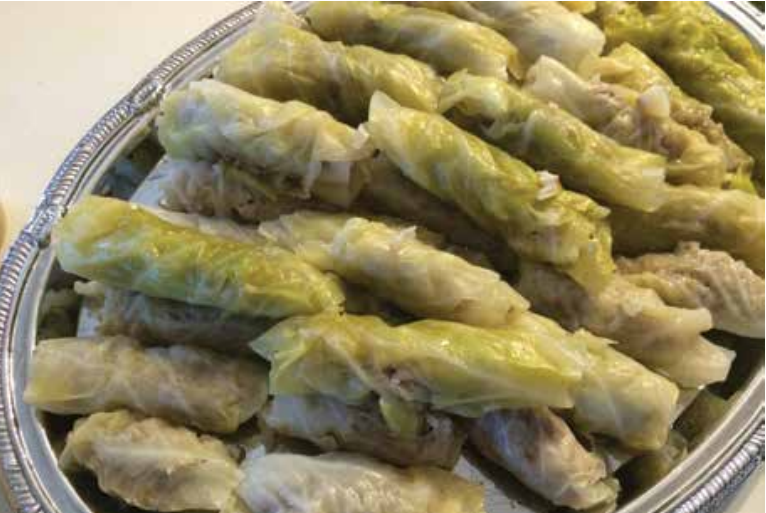 Malfouf, the Middle-East cabbage delicacy