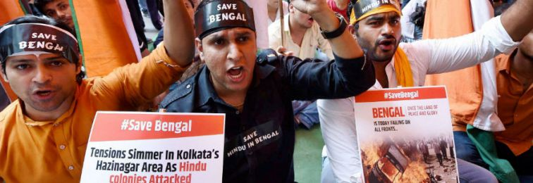 Communal Polarisation in West Bengal Reflects the Many Failures of Identity Politics