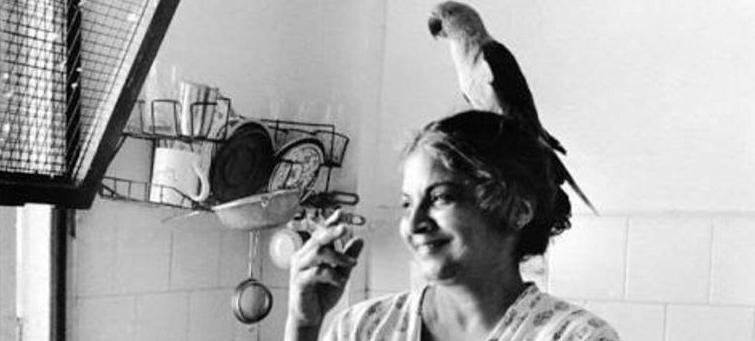 'You Left Mid-Sentence'...Eunice De Souza (1940- 2017)