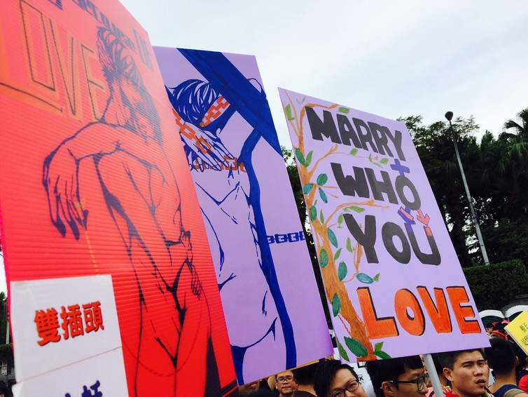 A Dark Future for LGBTQ Rights in China Despite Taiwan's Ruling on Same-Sex Marriage