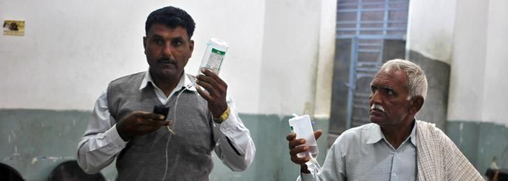 Despite Available Funds, 581 Million in These Nine States Have to Endure India's Worst Healthcare