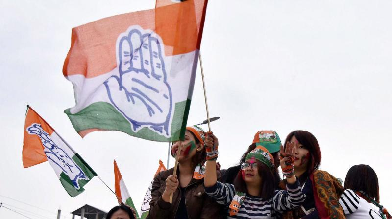 Two Congress MLAs Join BJP-Led Government in Manipur