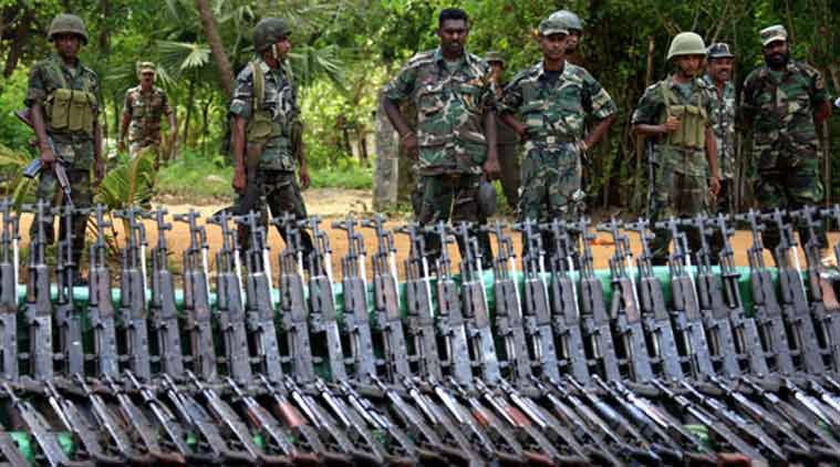 The Liberation Tigers of Tamil Eelam ran a nearly three-decade separatist campaign leading to a bloody war with the Sri Lankan security forces. Credit: Reuters