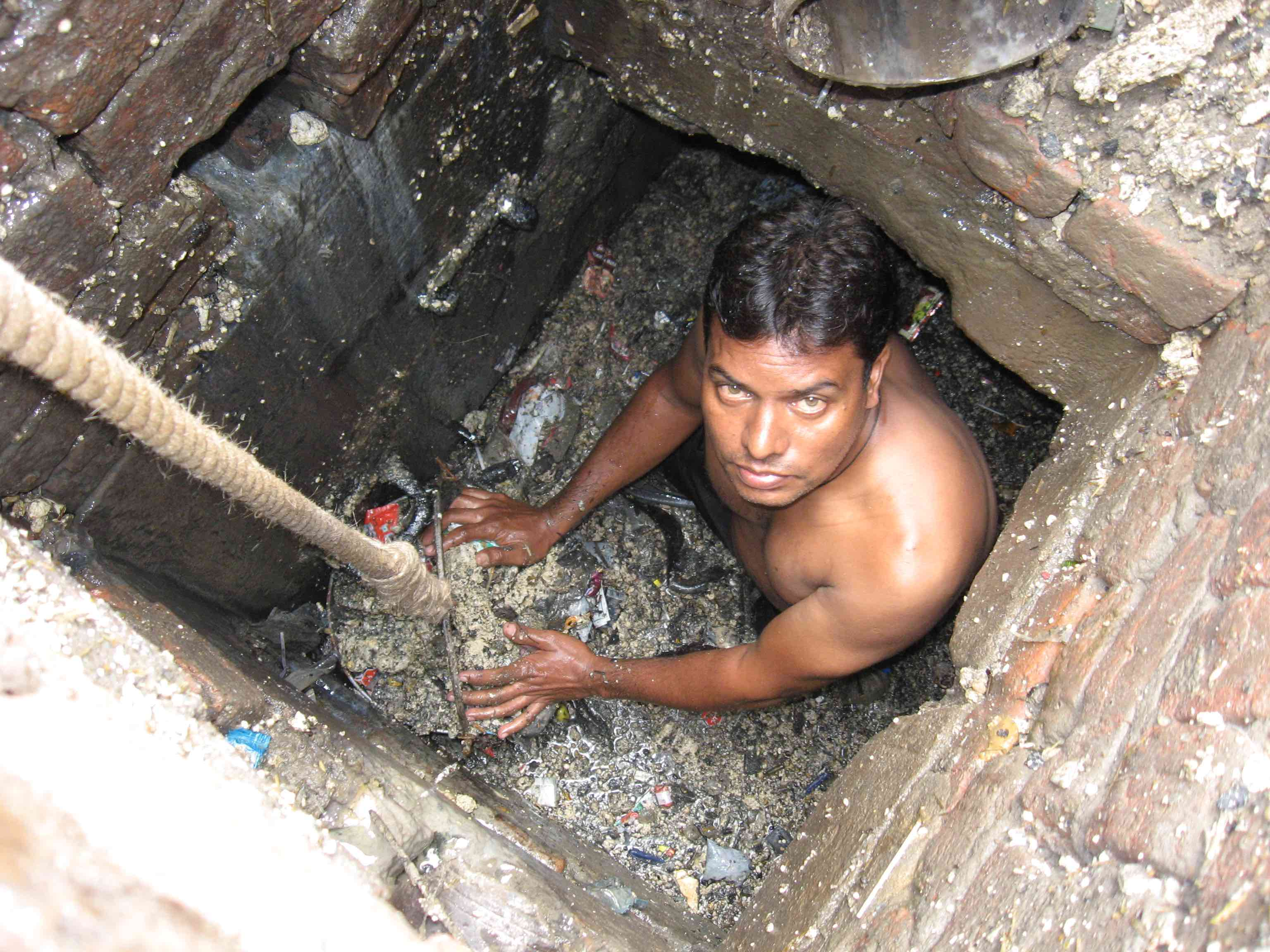 Image result for manual scavenging