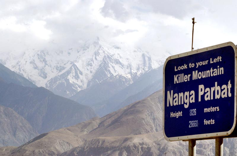 Two Mountaineers Missing in Pakistani Himalayas Feared Dead