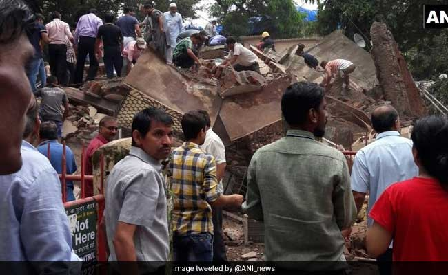 Mumbai Building Collapse: At Least Twelve Killed, Many Remain Trapped