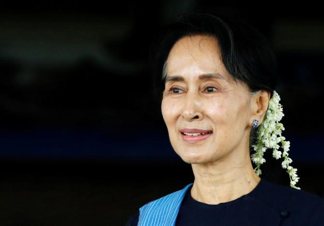 Myanmar Considers Changes to Law Seen as Violating Free Speech