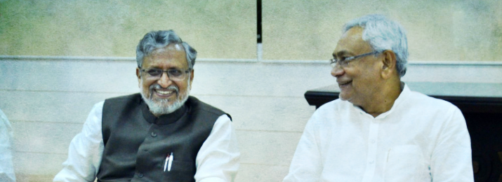 Nitish Kumar Back as Bihar CM, With New Alliance and New Deputy