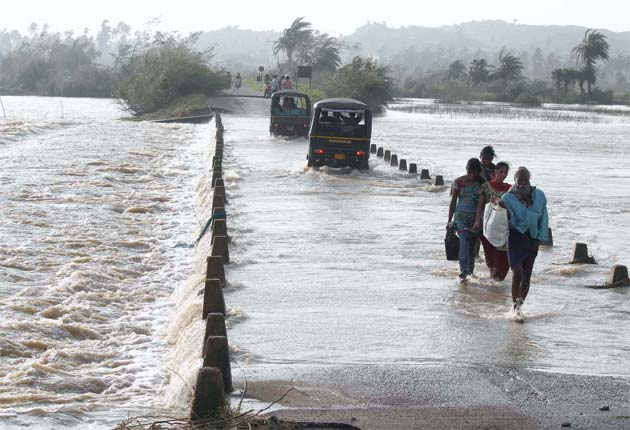 In Landslide Triggered by Cyclone Titli in Odisha, 12 Feared Dead, Four Missing