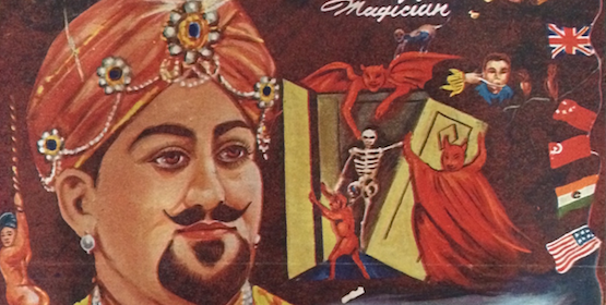 Unravelling the Mysterious Gogia Pasha, the Original Gilly Gilly Man