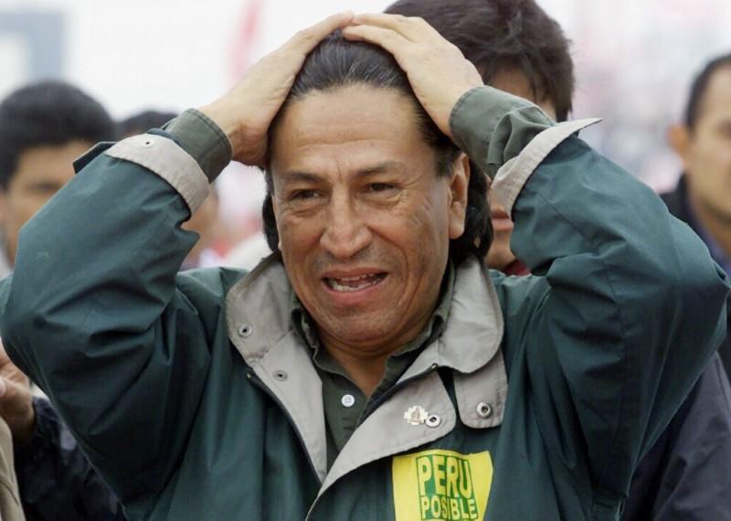Peruvian Prosecutors Wait for New Arrest Warrant for Ex-President Toledo