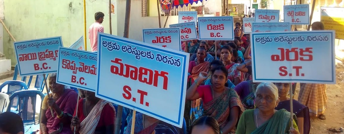 In a Corner of Andhra Pradesh, Dalits Are Facing A Village-Wide Social Boycott