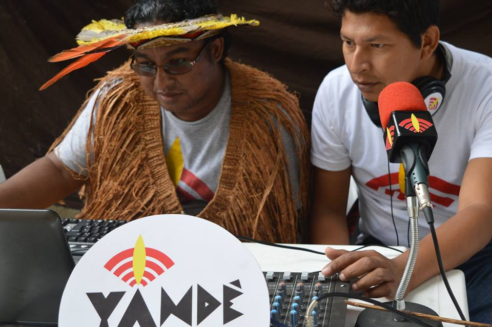 Brazil's First Indigenous Online Radio Station Promotes Native Languages and Communities