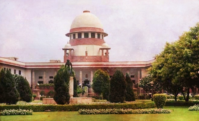 The Supreme Court has ordered the CBI to probe the alleged extra-judicial killings by the army, Assam Rifles and Manipur police in Manipur. Credit: PTI
