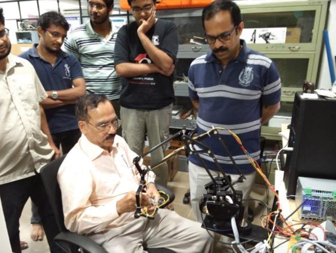 IIT Team Developing Affordable Trainer Robot for Medical Colleges