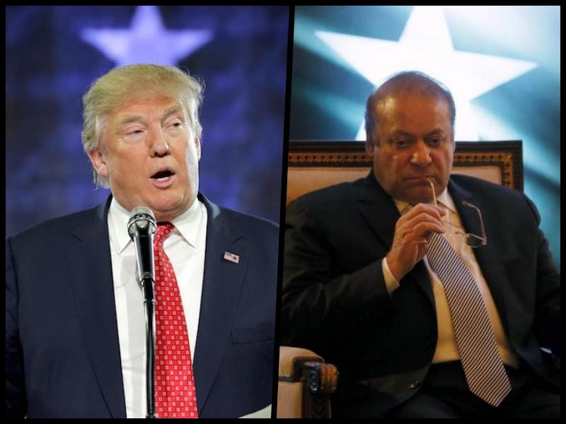 Trump administration has blocked $350 million in military reimbursement to Pakistan. Credit: Reuters