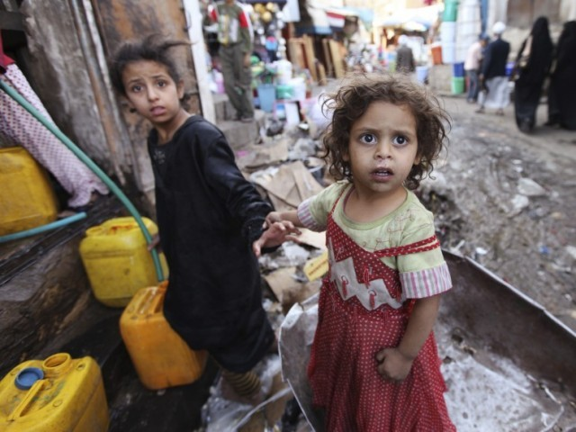 Image result for yemen child