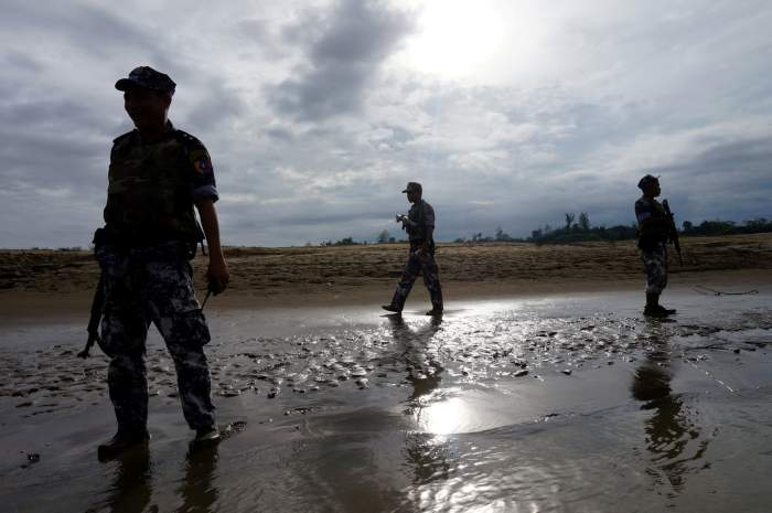Rohingya Insurgents Stage Major Attack, Kill At Least 71