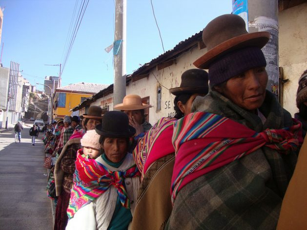 'The Women Believe It's Their Fault': Peru's Continued Struggle With Domestic Violence