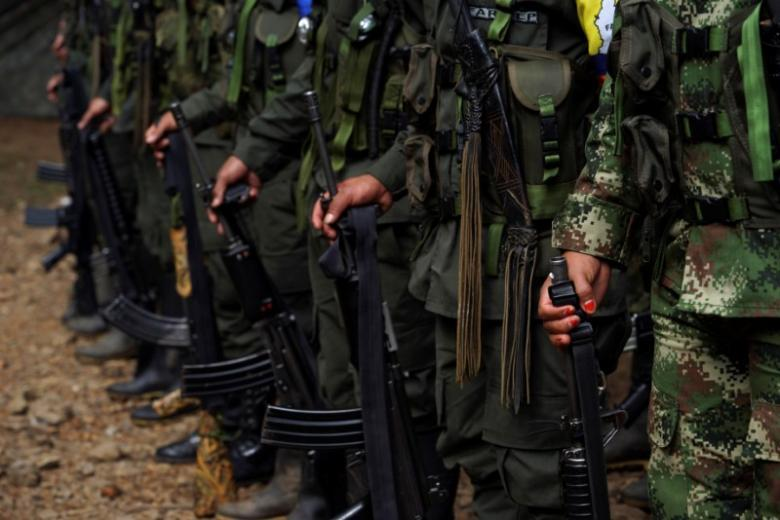 Colombia's FARC Rebels Hand In Over 8,000 Weapons, Says UN