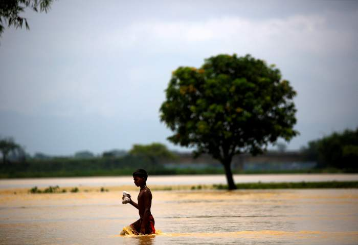 Monsoon Floods Take Over 200 Lives in South Asia