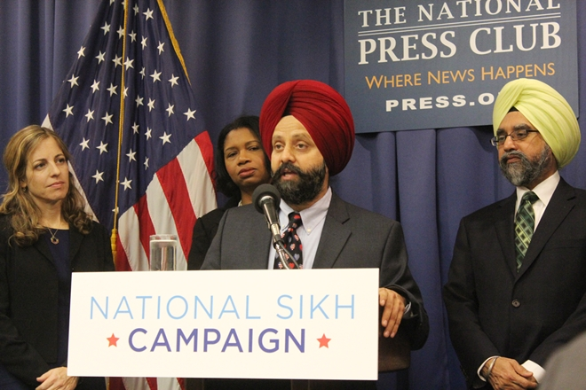 US Sikhs Launch Campaign to Educate Americans About Their Faith
