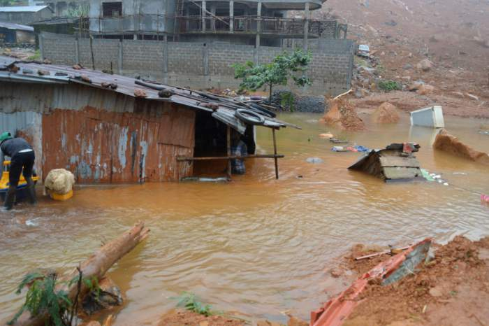 Nearly 400 Bodies Recovered from Mudslide in Sierra Leone