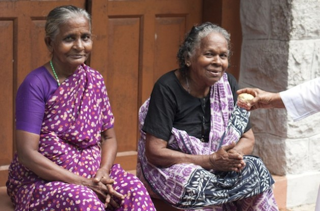 Population Ageing is One of the Greatest Challenges Facing the 21st Century