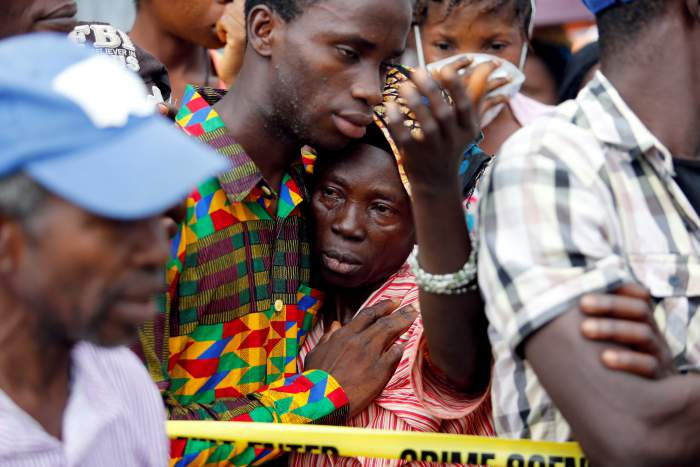 Hundreds of Mudslide Victims Buried in Sierra Leone as Search For Survivors Goes On
