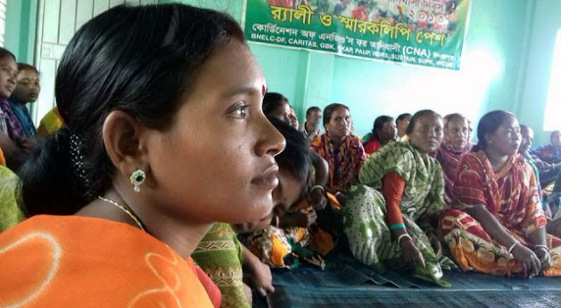 Bangladeshi Women Fight for Gender Equality