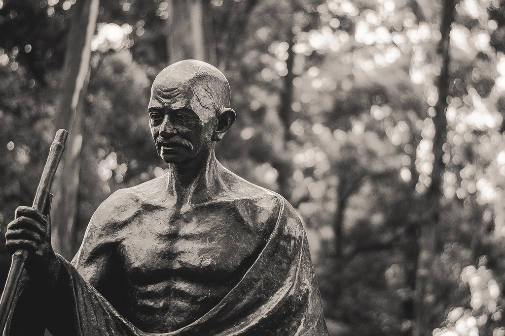 The Relevance of Gandhi in Contemporary Times