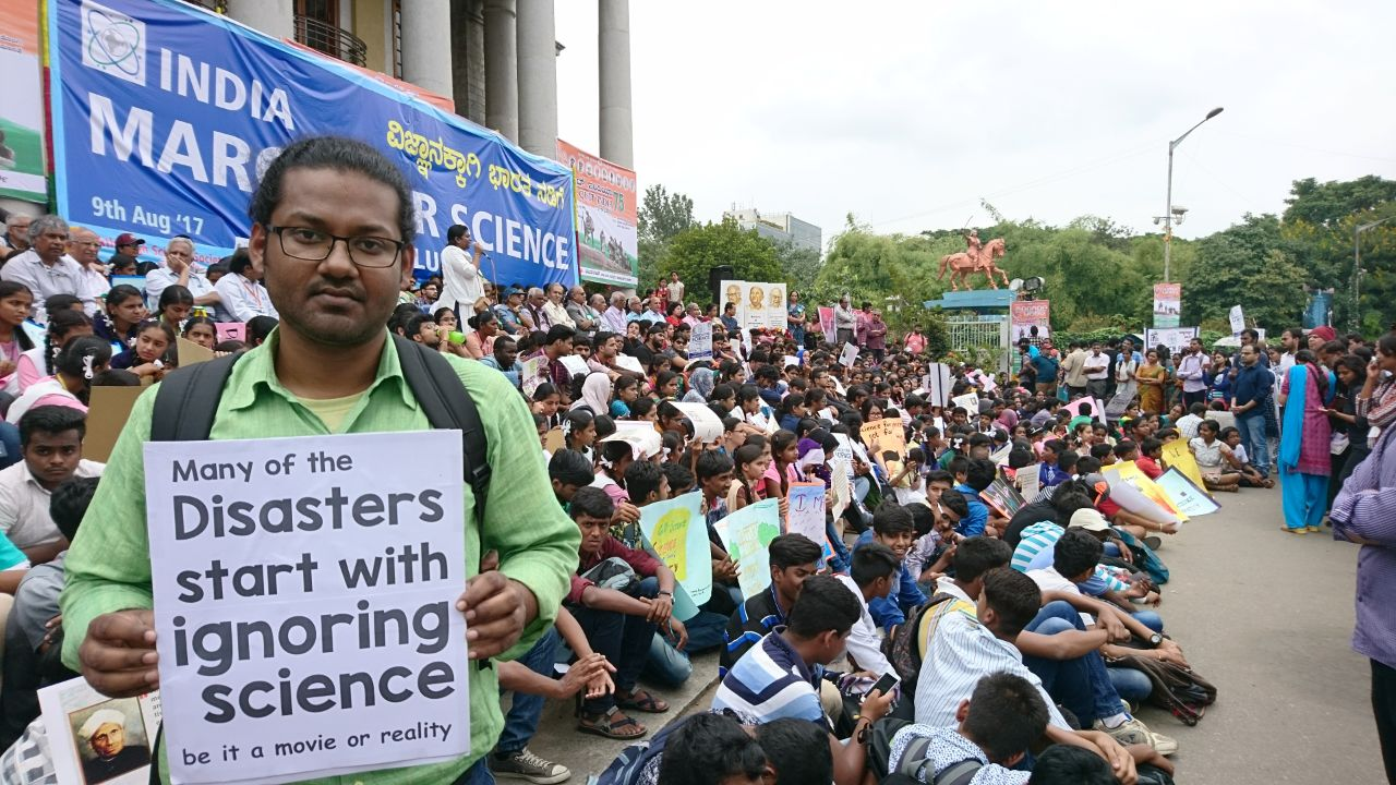 The 'March for Science' Should Ask for Structural Reforms, Not Just Money