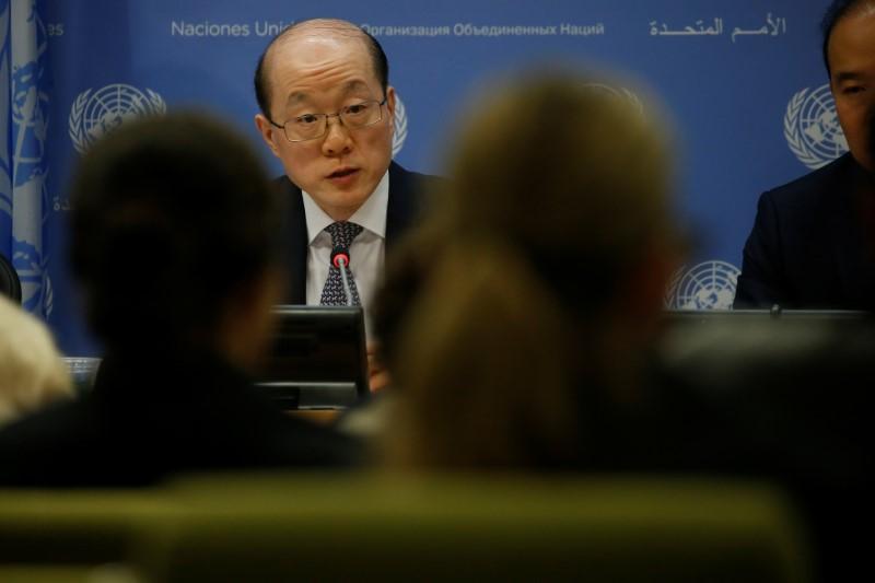 US, North Korea Bear Responsibility for Reducing Tensions, Says China