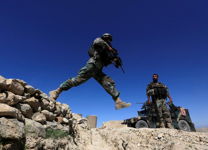 2,531 Afghan Security Forces Killed from January 1 to May 8