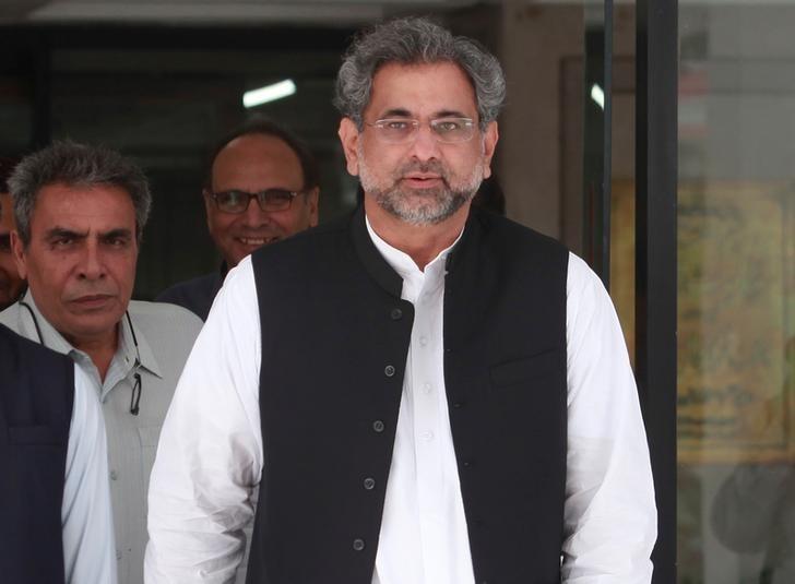 Pakistani Lawmakers Elect Nawaz Sharif Nominee Abbasi as Replacement