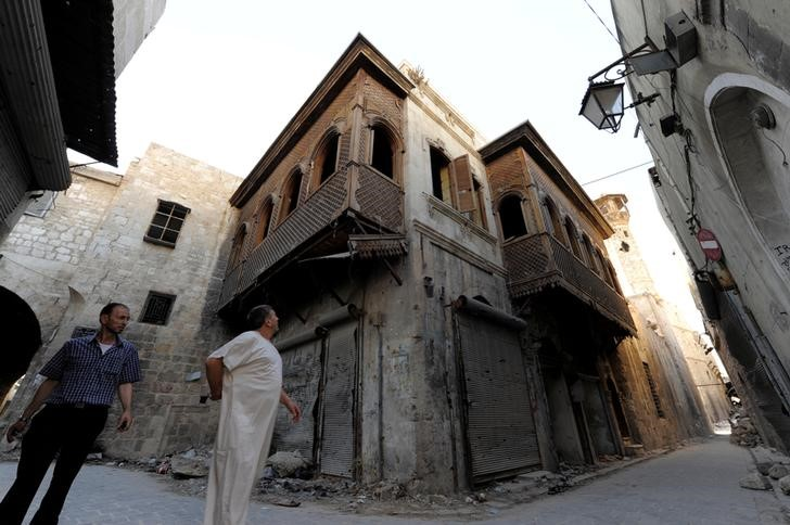 Aleppo's Old City Can Be Rebuilt and Restored, UNESCO Official Says