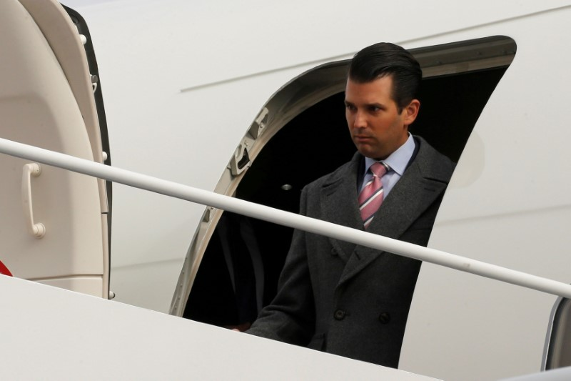 Grand Jury Issues Subpoenas Regarding Trump Jr.'s Meeting With Russian Lawyer
